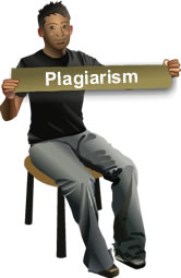 part 1 is about plagiarism